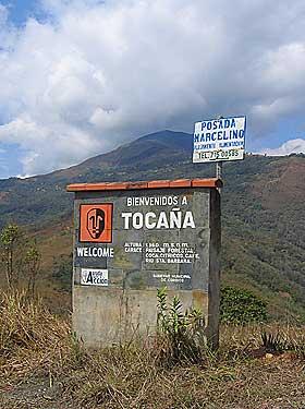 1300 METER OVER HAVET: De afrikanske slavene ble flyttet fra Andesfjellene til tropene, og klarte seg bedre med g�rdsarbeid i Yungas. I dag bor de i en h�ndfull landsbyer. Toca�a er den st�rste.