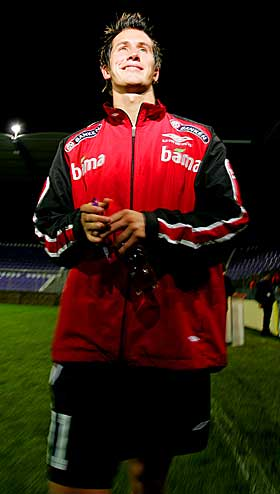 NYTT NAVNEBYTTE: Morten har byttet navn en gang allerede denne sommeren. Er van Gamsten det neste?