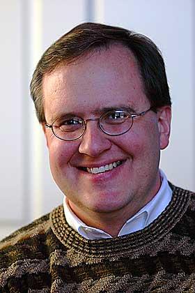 PAUL A. NELSON: Nelson er en av lederne for ID-bevegelsen.