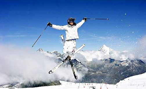 LANG KARRIERE:Kari Traa har hatt en lang og innholdsrik karriere i skibakken.