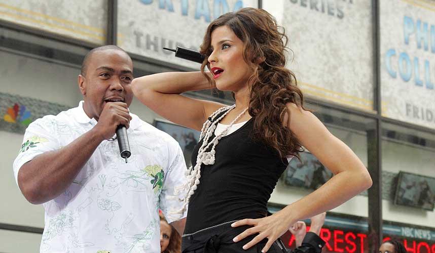 ANKLAGET FOR PLAGIAT: Timbaland og Nelly Furtados l�t �Do It� er basert p� en sample som stammer fra Norge, hevdes det. Saken f�r n� stor oppmerksomhet p� diverse diskusjonsforum.