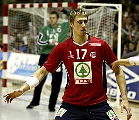 HAR BLOMSTRET: Andr� J�rgensen har f�tt fart p� karrieren igjen etter overgangen til Danmark.