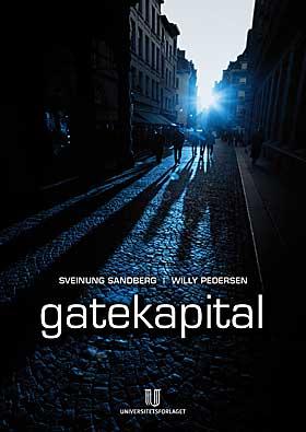 NY BOK:  «Gatekapital» oppsummerer Willy Pedersen og Sveinung Sandbergs funn fra området rundt Akerselva.