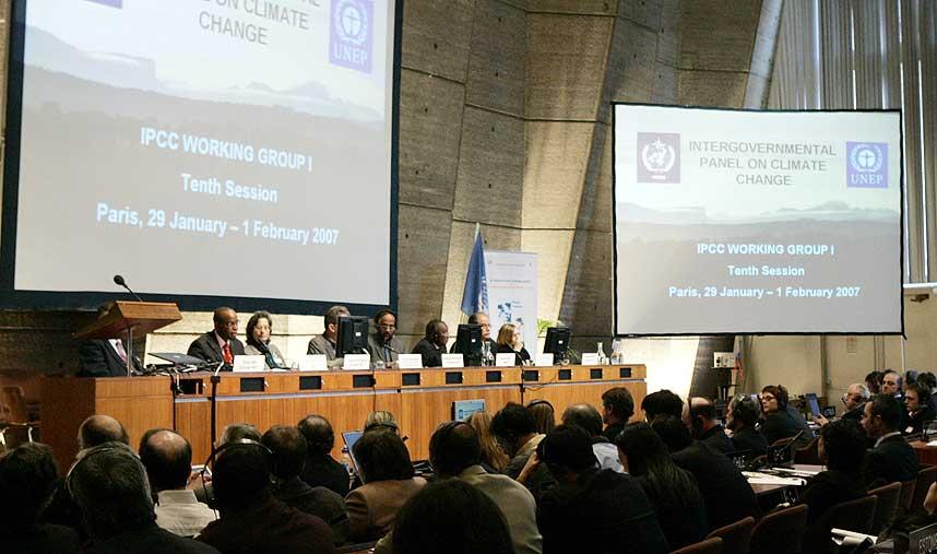 MØTTES I DAG: De fire neste dagene skal FNs klimapanel gjøre ferdig sin fjerne hovedrapport om klimaendringene.