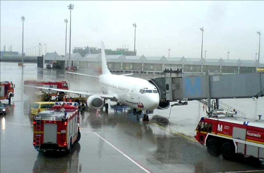 Flyplass munchen norwegian
