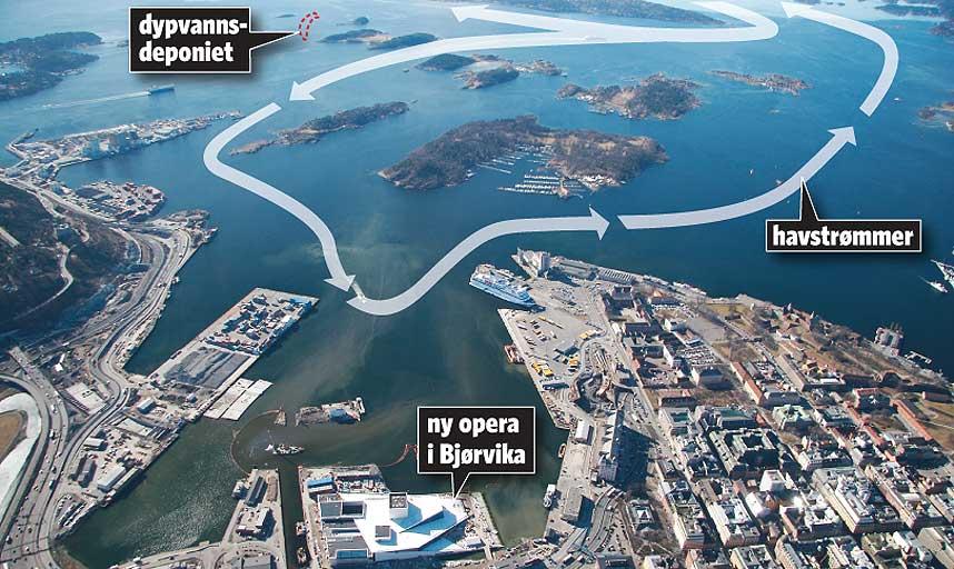 150 ÅR MED MILJØSYNDER Industriavfall og kjemikalier fra 150 års aktivitet i indre Oslofjord fjernes i disse dager. Men nå viser det seg at deponiet der gifslammet lagres lekker - stikk i strid med hva politikere og myndigheter har lovet.