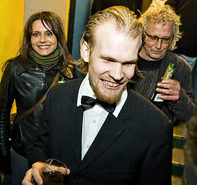 Daniel Henriksbø, Foto: Håkon Eikesdal