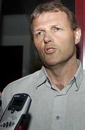 UFORS�ELIG: Daglig leder ved Bourbon Offshore Norway, Trond Myklebust, kjenner ikke �rsaken til ulykken.