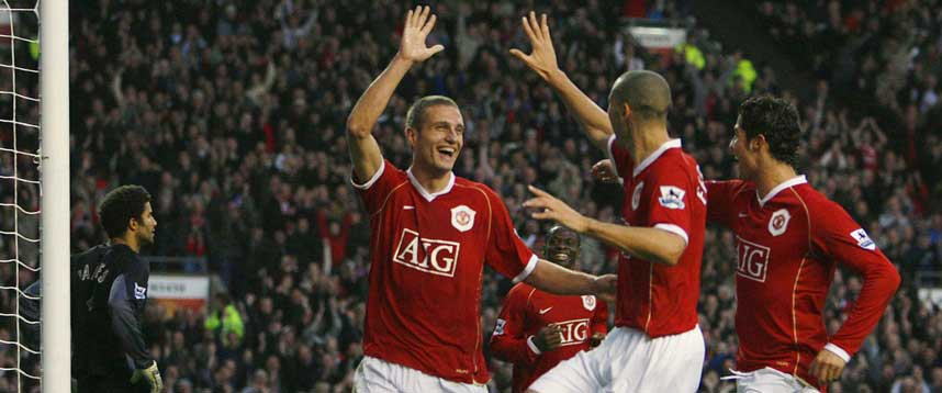 Manchester United - Stoke     5 - 0 lag_reut_1177307949