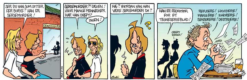norsk tegneserie kontaktannonse sex