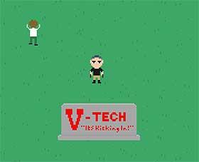 fra den som spiller V  V Tech Rampage