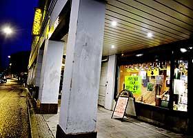 BRUKT: Musikksjappa Råkk n' Rolls i Akersgata er et typisk sted Harry Hole kunne oppsøkt.