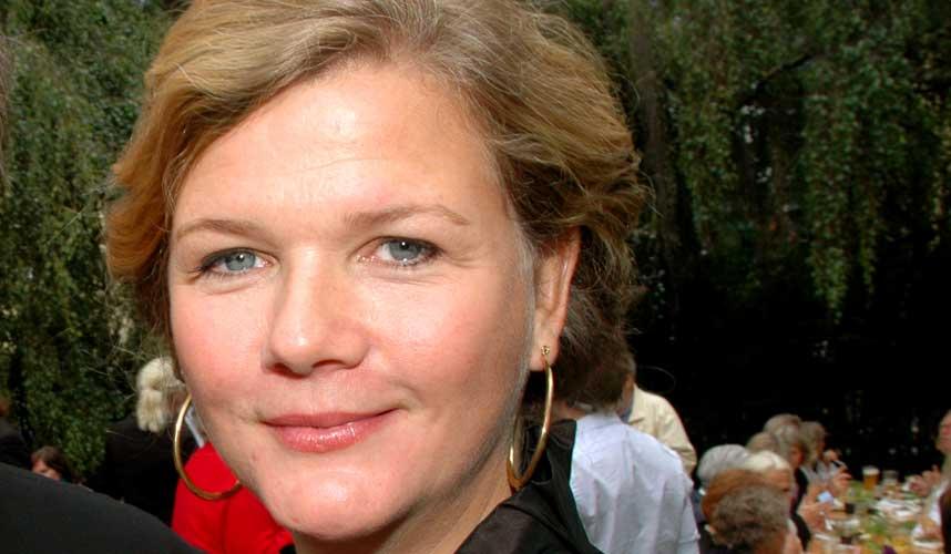 NRK: NRK ønsker mer penger. Her «Store Studios» Anne Lindmo.