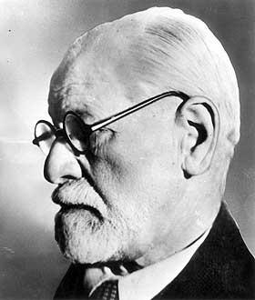 SEKSUELLE FORKLARINGER: Sigmund Freud knyttet hysteriet til en psykologisk forklaringsmodell om forsvar og fortrengning.