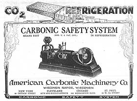 INGEN NY IDÉ: CO2 ble brukt som kjølemedium tidlig i forrige århundre, fram til rundt 1950 da kjemikalier tok over. Forskermiljøet på NTNU-SINTEF begynte å studere CO2-kjøling igjen i 1988. Nå begynner teknologien å nærme seg kommersiell virkelighet.