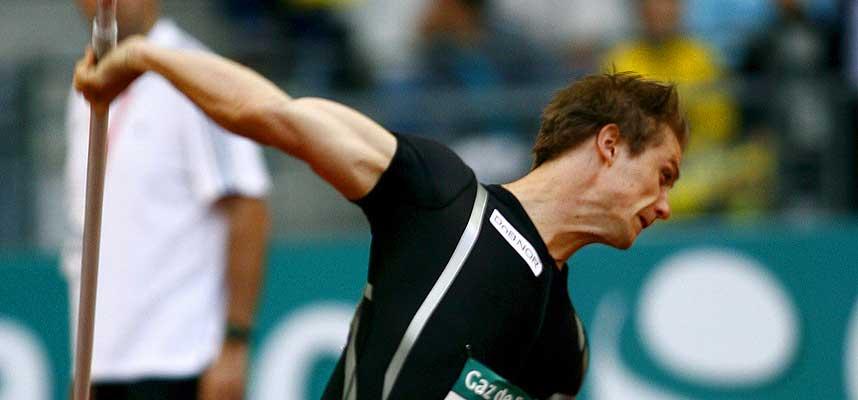 SMERTER VAR PROLAPS: Andreas Thorkildsen har slitt med ryggsmerter i lang tid. I går fikk han vite grunnen.