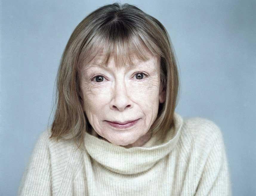 Joan Didion. MARIA BØRJA