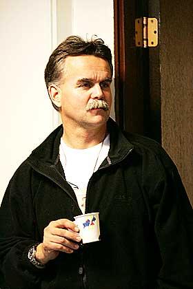 ETTERFORSKER: H�vard Aksnes i Kripos har hovedansvaret for �Lommemannen�-etterforskningen.