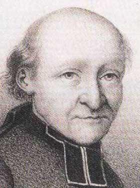 FANT OPP KONSPIRASJONEN: Jesuittpresten Augustin Barruel fant sammen med den skotske professoren John Robinson opp konspirasjonsteorien om at Illuminatus sto bak Den franske revolusjon. De to jobbet uavhengig av hverandre, og ga ut b�ker om at revolusjonen var planlagt, iverksatt og ledet av skjulte krefter. Barruel var kontrarevolusjon�r.