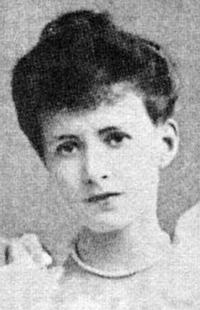 NESTA WEBSTER: Britisk overklassekvinne og kontrarevolusjon�r fascist var 1900-tallets fremste konspirasjonsteoretiker. Med Webster fikk Illuminatus sin renessanse, og ble s�rlig popul�re p� den ytterste h�yresiden i amerikansk politikk.