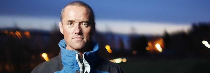 15 �R I RUSHELVETE: Torbj�rn L�kken forteller den sterke historien i SportMagasinet i dag.