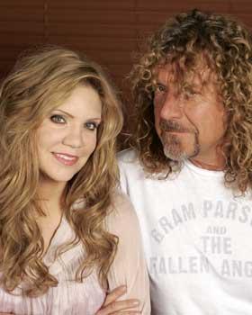 GAMLE: Alison Krauss og Robert Plant har laget �rets nest beste internasjonale album.
