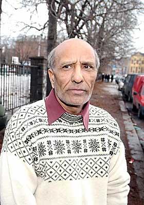RAJPOOT-KASTEN:- Jeg kan som regel forst� hvilken kaste hun eller han tilh�rer ut fra hvordan personen oppf�rer seg eller snakker, sier Aslam Ahsan (65) til Dagbladet.no.