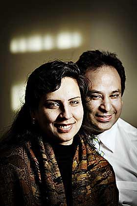 JATT-KASTEN:- Ofte betegner navnet hvilken �yrkesklasse� man tilh�rer. For eksempel betyr �sheikh� at man er forretningsmann, sier Afshan Rafiq (32), som er gift med h�yrepolitikeren Aamir Sheikh (37).