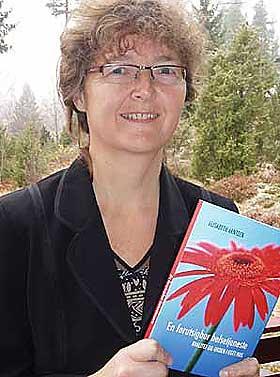 NY BOK: Direktør for kvalitet og prioritering i Helse Sør-Øst, Elisabeth Arntzen.