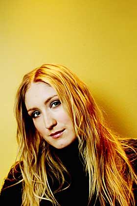 NOMINERT: Christel Alsos er nominert til to priser, ��rets nykommer� og ��rets kvinnelige artist�.