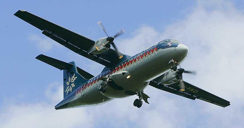 KONKURS: Selskapet Coast Air slo seg selv konkurs i natt.