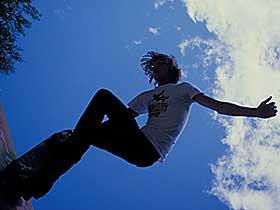 OPPGA ALDRI SKATE-SKADE: N�r skaterne ble skadd og havnet p� legevakta oppga de gjerne h�ndballskade eller lignende.