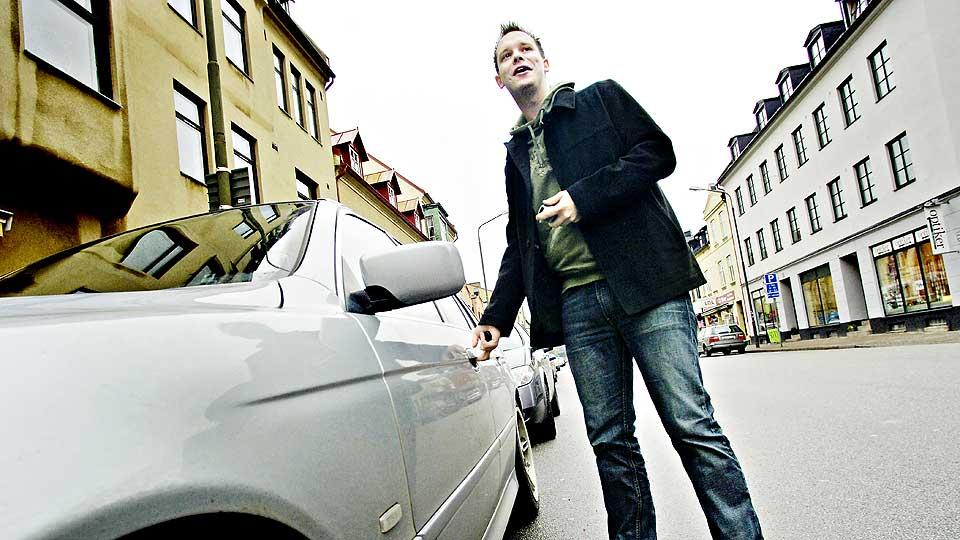 RISIKERER MYE: Norsk-finske Peter Sunde kan få svi som følge av sitt engasjement for The Pirate Bay. Selv har han tidligere gitt uttrykk for å ta oppstyret med stor ro.