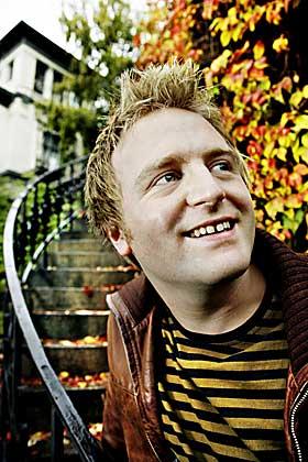 EGET SELSKAP: Askil Holm er artist og styremedlem i GramArt.