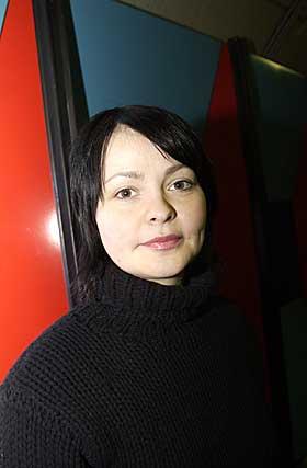 BPOP: Manager Kathrine Synnes mener det er viktig � like dem man jobber sammen med.