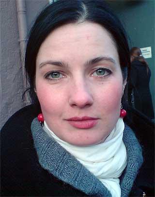 - FORFERDELIG BARNSLIG: - Men jeg syns fremdeles videoen er morsom, sier kunstner Hanne Rivrud i dag.