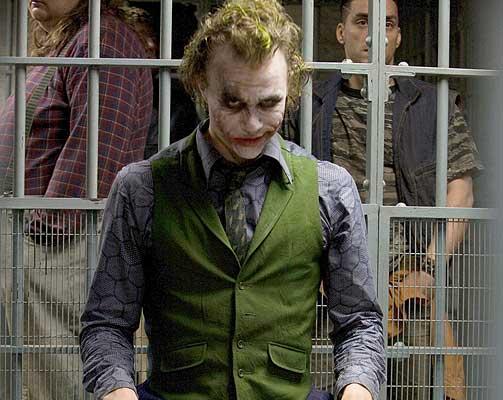GIGANT: Warner Brothers er blant verdens st�rste filmselskap. P� utgivelseslista denne sommeren st�r blant annet �The Dark Knight�.