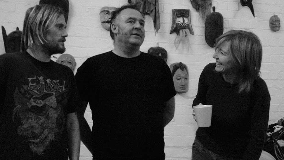 VAKKERT: Låtene til Portishead fletter seg inn i blodårene, de er vakre, slemme, introverte og humørsyke.