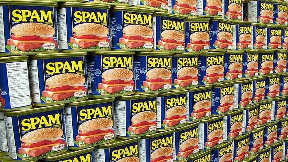 FORSVINNER IKKE: Spam er produktet ingen liker, men som aldri forsvinner. Den f�rste elektroniske spammen ble sendt for 30 �r siden i dag. Foto: SCANPIX