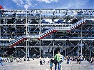 Karakteristisk: Sammen med Richard Rogers tegnet Piano Pompidou-sentret i Paris. Det særegne med bygget er at alle stålkonstruksjoner, ledningsrør og anlegg for vann, varme og ventilasjon er lagt utvendig.