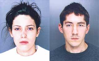 TATT: Paret ble arrestert i november i fjor.