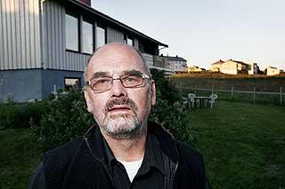 SKUFFET: Ordf�rer Odd-Egil Simonsen (Ap).