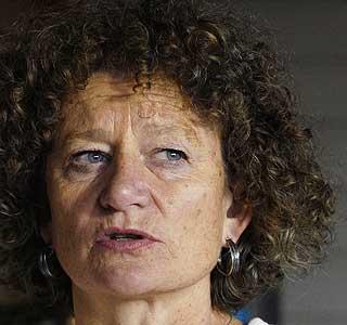 STYRELEDER: Pia Friis er styreleder i barnehagen som ligger like ved åstedet.