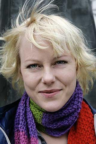 AMANDAVINNER: Ingrid Bols� Berdal er aktuell med flere filmer denne h�sten.