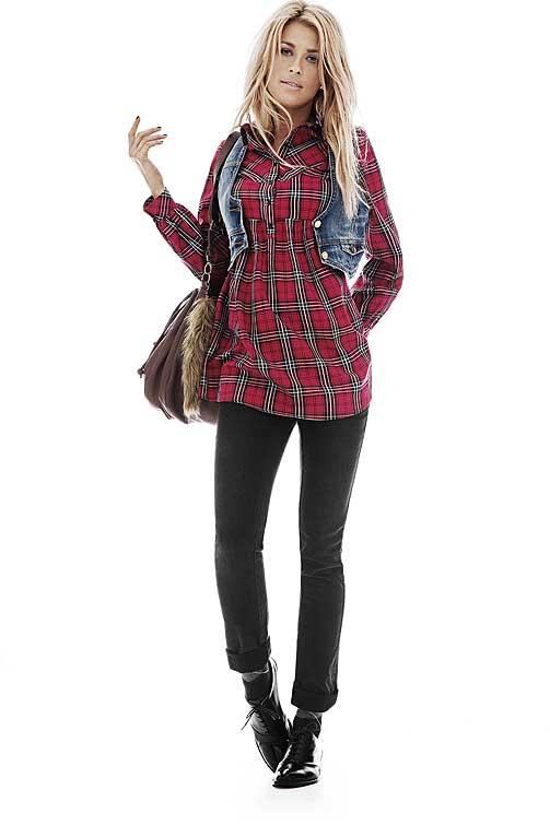 Hva mener du om Gina Tricot?  Hvor handler du helst kl�rne dine, H&M, Gina Tricto, Cubus - eller ingen av stedene.  Diskuter under.