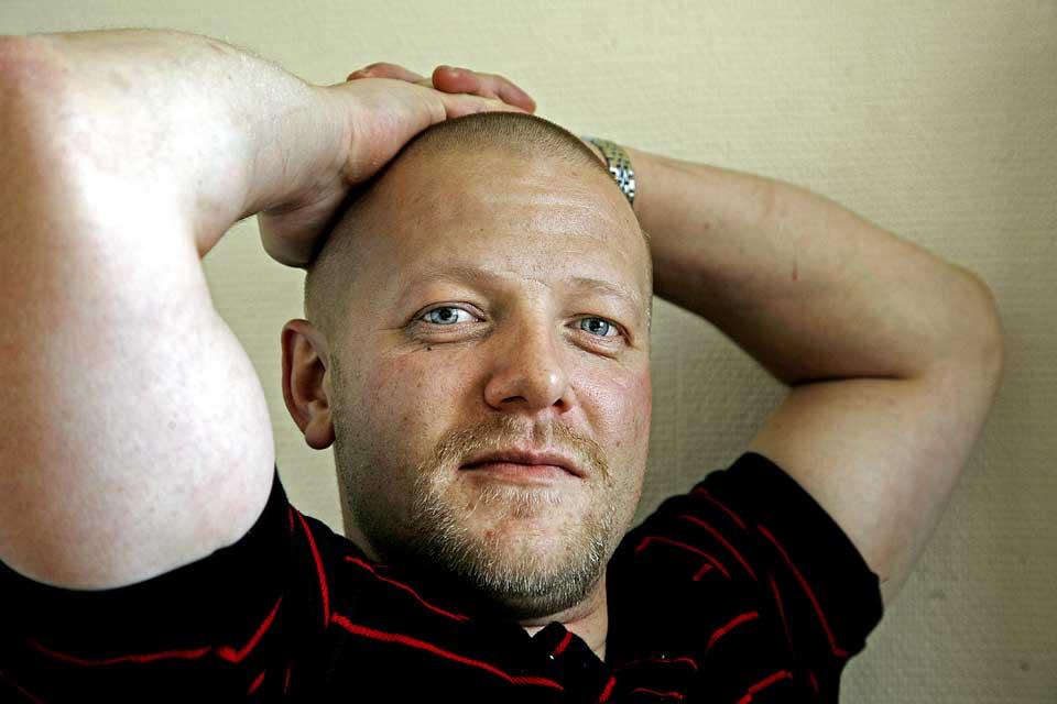 KREVER SAKEN GJENOPPTATT: Dobbeltdrapsd�mte Viggo Kristiansen begj�rer gjenopptakelse av sin sak.