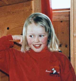 DREPT: Lena Sl�gedal Paulsen (10).