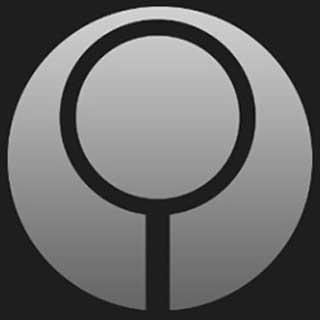 LIGNER 2: Logoen til spillserien «Marathon», utviklet av «Halo»-skaperne Bungie.