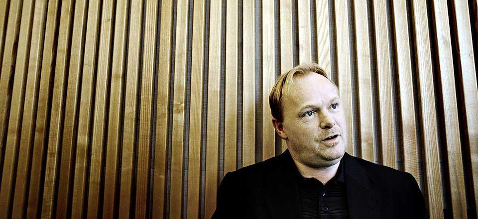 EU-MOTSTANDER: Frp's nestformann Per Sandberg er en av 14 representanter som erkl�rer seg som EU-motstander.