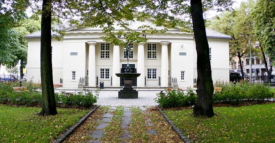 RØDE TALL: Oslo Børs er ikke i superform etter bankkollapsen i USA.